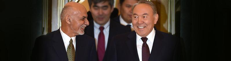 آغاز دهلیز هوایی کابل – آلماتی و آیندهی روابط تجاری افغانستان-قزاقستان