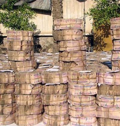 Afghani Banknotes