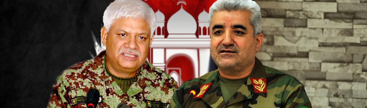 رهبران سابق ارتش؛ افغانستان با جنگ پیچیده و استخبارات کشورهای منطقه روبهروست