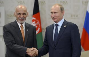 افغانستان-روسیه؛ از نگاه امنیتی مسکو تا ادامه داد و ستد بازرگانی دو کشور