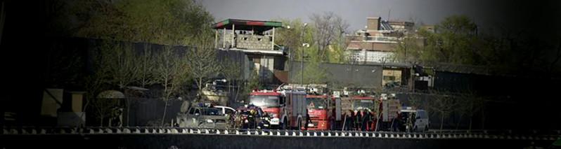 حمله انتحاری داعش در مرکز شهر کابل ۵کشته و ۳زخمی برجای گذاشت
