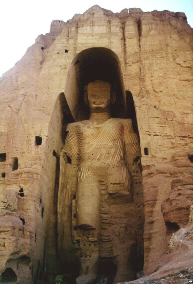 The buddhas of Bamiyan (1)