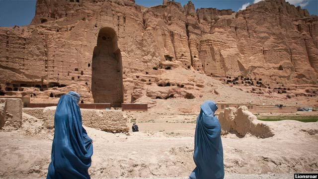 The buddhas of Bamiyan (5)