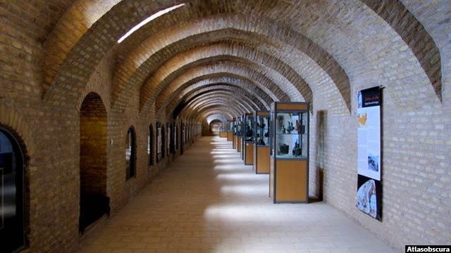 در داخل این قلعه، موزیم ملی هرات موقعیت دارد