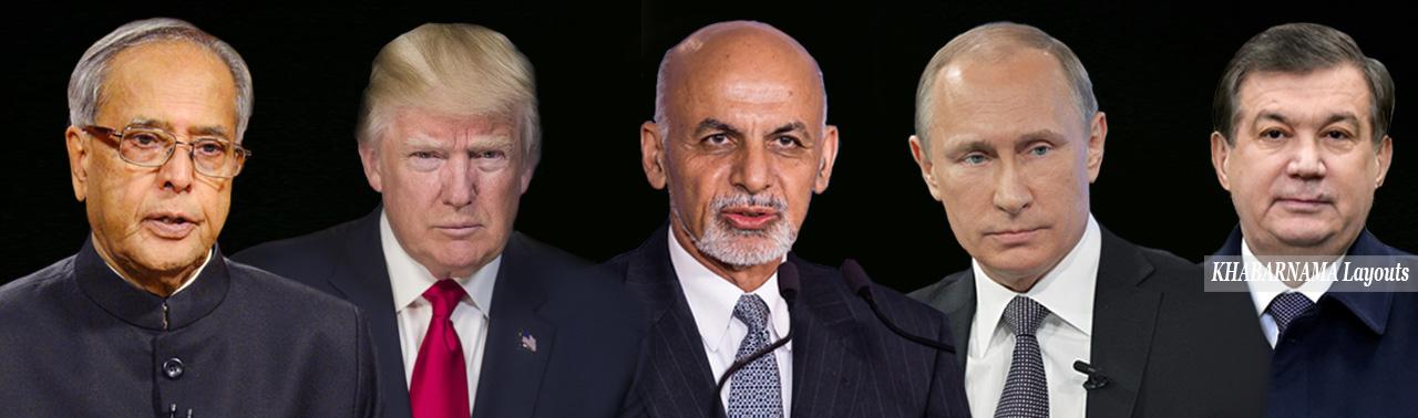 ۱۰ رییسجمهور؛ نقشآفرینان اول قدرت، افغانستان و مدیریت بازی بزرگ