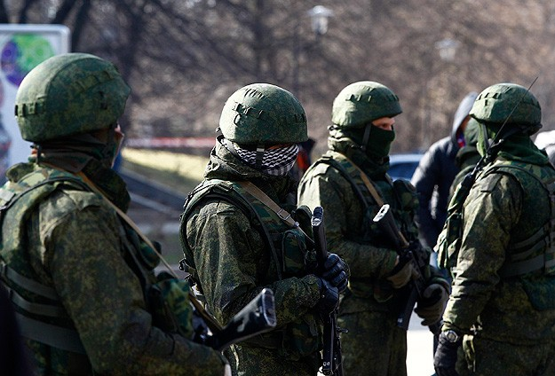 حدود 1200 سرباز روسی در مرزهای ترانسنیستریا مستقر اند / عکس: worldbulletin
