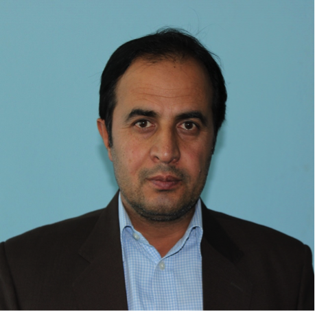 یوسف رشید، رییس اجرایی بنیاد انتخابات آزاد و عادلانه افغانستان(فیفا)