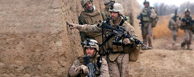 ادعای گروه طالبان در مورد همکاری نظامیان آمریکایی با گروه داعش در افغانستان