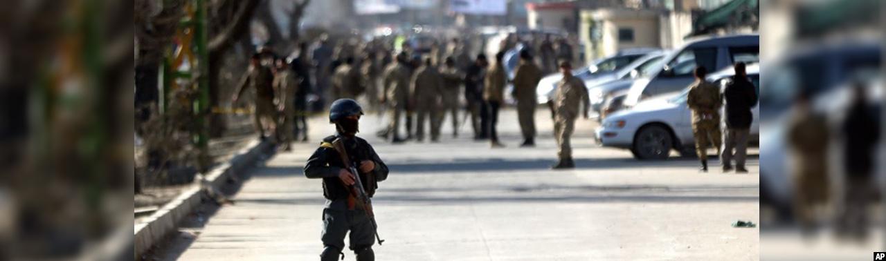 صبح مرگبار کابل؛ افزایش تلفات انفجار خونین پایتخت