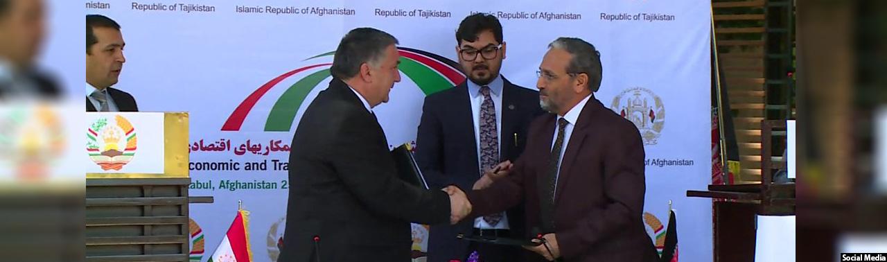 کابل-دوشنبه؛ از افزایش دو برابر مبادلات تجاری تا تمرکز بر حمل و نقل و انرژی