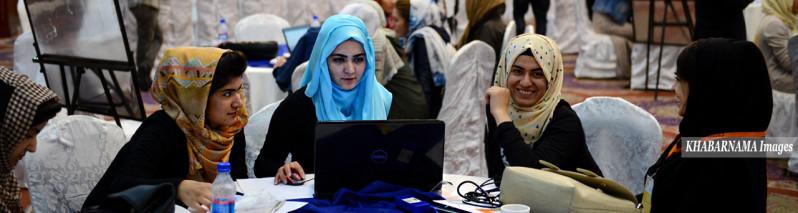 دختران الهام بخش؛ ابتکار متفاوت برای استقلال مالی زنان در افغانستان