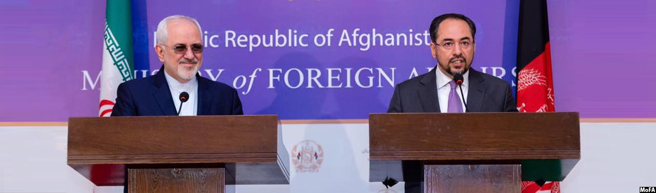 وزیر خارجه ایران در کابل؛ تروریزم دشمن مشترک هر دو کشور است