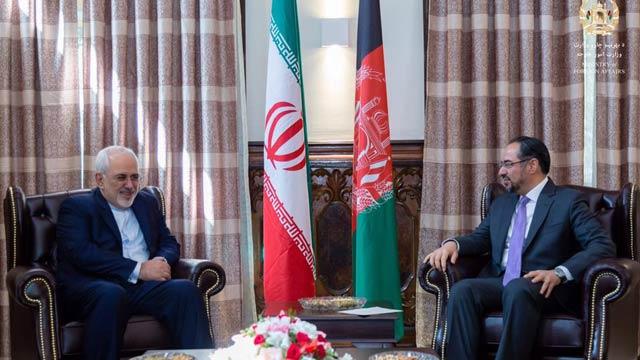وزیر خارجه ایران صبح امروز وارد کابل شد