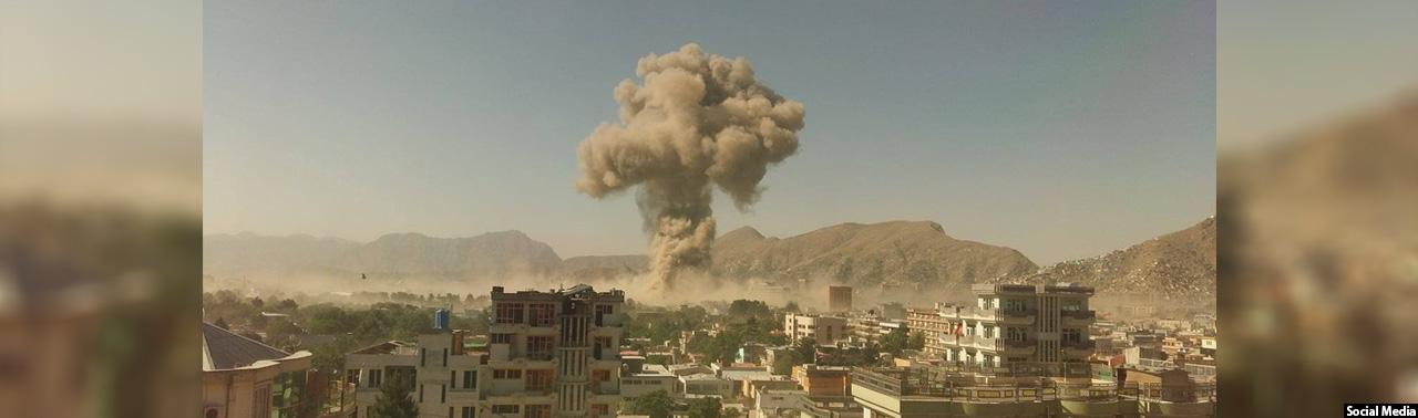 انفجار کابل؛ تاکنون بیش از ۶۰ زخمی به شفاخانهها منتقل شده اند