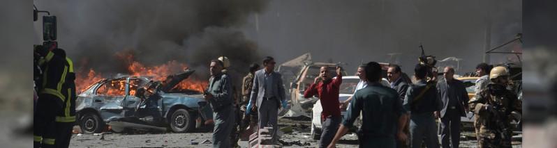 افزایش تلفات چهارشنبه خونین؛ در انفجار کابل ۱۵۰ نفر کشته شدند