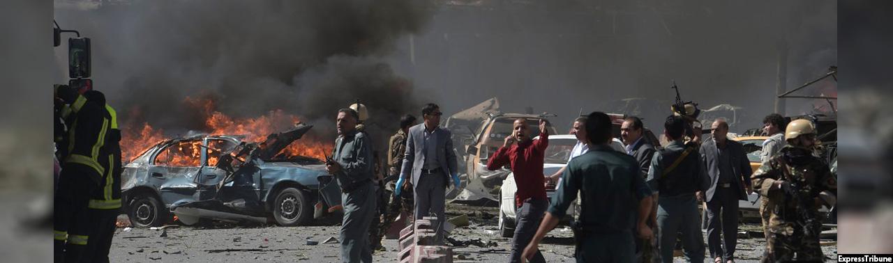 انفجار مرگبار کابل؛ ۹۰ کشته و ۳۸۰ زخمی در پایتخت افغانستان