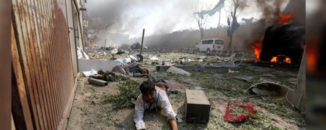 نگرانی سازمان ملل از افزایش تلفات غیرنظامیان افغان؛ پس از ۲۰۱۴،  ۱۲ هزار کشته و ۲۵ هزار زخمی