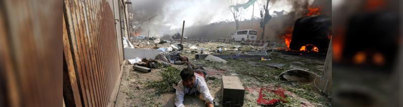 چهارشنبه خونین؛ نقش داعش در انفجار مرگبار و تکانهای بزرگ در منطقه سبز کابل