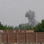 13 کشته؛ طالبان مسول حمله انتحاری بر نیروهای محافظت از خوست