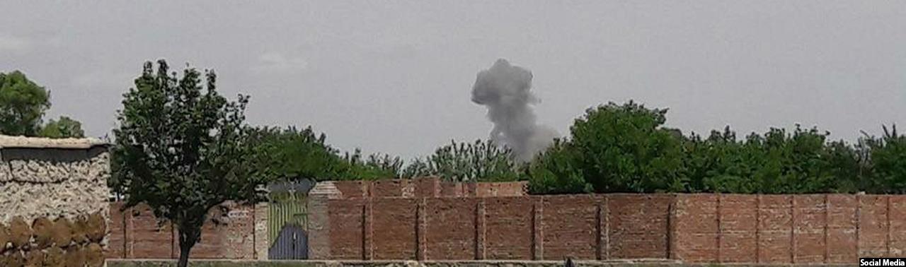 ۱۳ کشته؛ طالبان مسول حمله انتحاری بر نیروهای محافظت از خوست