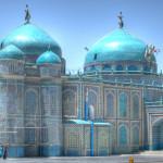 جلوههای درخشان یک تاریخ؛ روضه سخی، مکان مذهبی در شهر تفریحی افغانستان