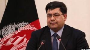 شاه حسین مرتضوی، سخنگو ریاست جمهوری افغانستان