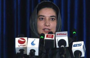 وسیمه بادغیسی؛ دولتزنِ جوان در مسیر دشوار دموکراسیسازی در افغانستان
