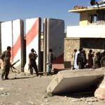 حمله گروهی انتحاری بر فرماندهی زون 303 سپین غر در پکتیا