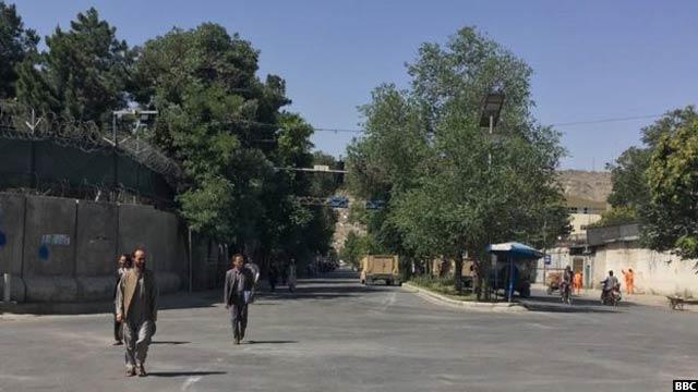 جنبش رستاخیز تغییر مدعی شده اند که نیروهای امنیتی افغان در حمله شب گذشته 11 تن از معترضان را دستگیر کرده اند