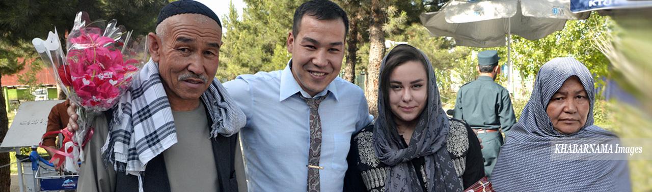 وصال شیر و شیرین؛ داستان دلدادگی دختر ترک-جرمن و پسر افغان