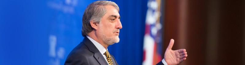 رییس اجرایی افغانستان؛ نقد جدی حکومت وحدت ملی