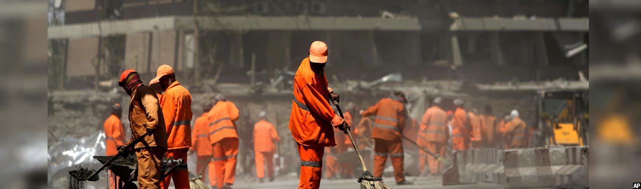 پایتخت در خون تپیده؛ از ۴میلیارد افغانی ضرر تا درخواست معافیت مالیاتی بازرگانان افغان