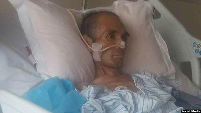 محمد حنیف و ۱۸ نفر از همکارانش سال گذشته در مسیر برگشت از معدن ذغال سنگ به خانهیشان توسط افراد مسلح ناشناس به رگبار بسته شدند