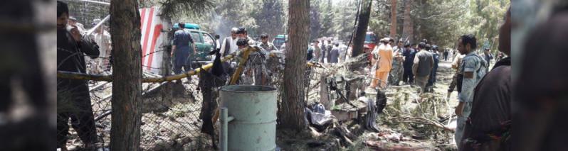حمله مرگبار در لشکرگاه؛ ۲۹ کشته و ۶۰ زخمی