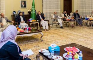 تازه ترین واکنش؛ جمعیت اسلامی افغانستان دعوت رسمی ارگ برای گفتوگو را رد کرد