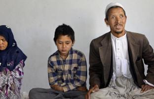 نابینای روشندل؛ محمد مهدی، قربانی جنگ، پدر مسوول و شهروند باافتخار