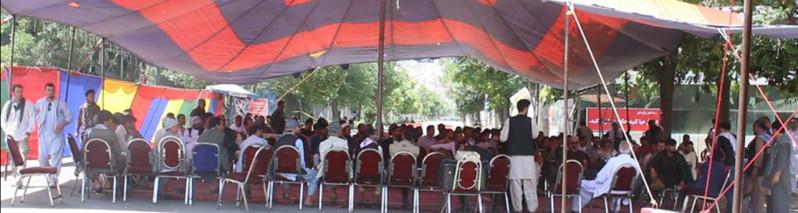 عبور از آزمون دشوار؛ کرنولوژی شکلگیری تنشهای سیاسی این هفته پایتخت افغانستان