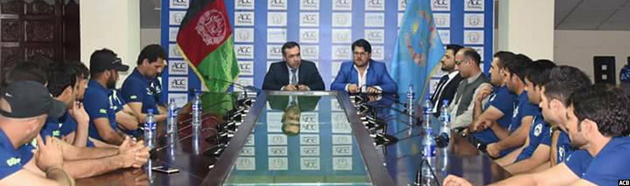 روزهای دشوار؛ افزایش تنشها در مورد اداره کرکت افغانستان