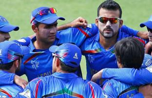 شکست تلخ؛ گروه الف تیم کرکت افغانستان در برابر هند باخت