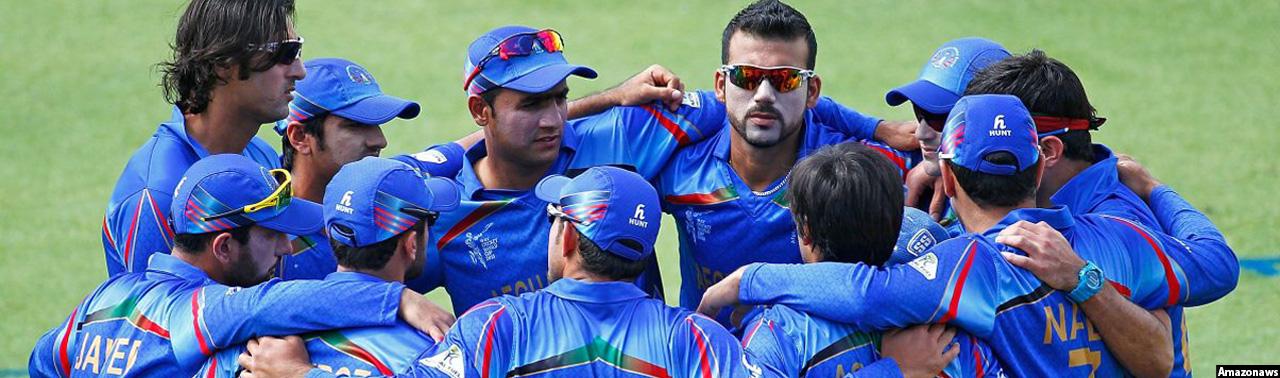 رویارویی تاریخی؛ تیم کرکت افغانستان با تیم امسیسی انگلستان بازی خواهد کرد