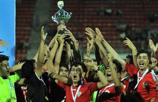 بازگشت سرور؛ قهرمانی تیم ملی فوتبال نوجوانان افغانستان در رقابتهای آسیای میانه