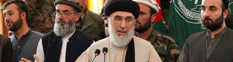 ۴ ماه حضور در کابل؛ گلبدین حکمتیار، حاشیههای جدی و ۱۱ موضعگیری خبرساز