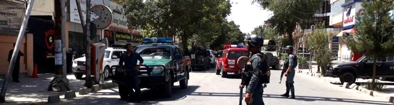 پس از ۴ ساعت؛ حمله داعش به سفارت عراق در کابل، با کشته شدن مهاجمان پایان یافت