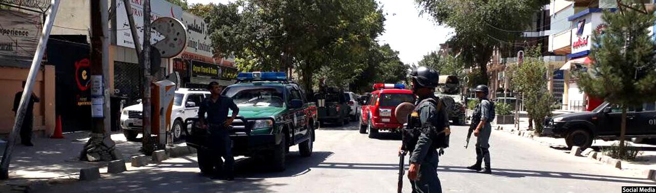 پایتخت خونآلود؛ گروه داعش مسوولیت حمله بر سفارت عراق در کابل را برعهده گرفت