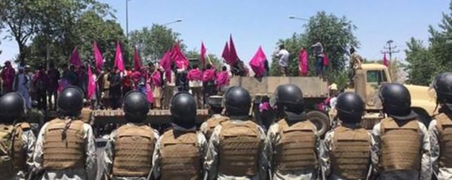 جامعه مدنی؛ تامل بر پیشنویس قانون تظاهرات و نگرانی از محدودیت آزادیهای شهروندی