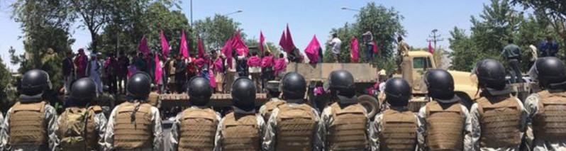 بازگشت به خیابان؛ جنبش رستاخیز تغییر با راه اندازی حرکت اعتراضی کاروانی خواستههایشان را تکرار کردند