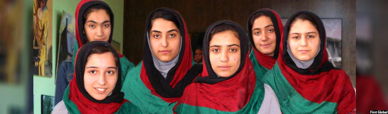 دختران روباتساز افغان؛ درخشش از هرات، خبرسازی جهانی و چهره جدید افغانستان