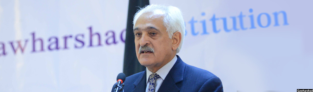 تولد اپوزیسیون تازه؛ سپنتا حکومت افغانستان را به خیرهسری در مقابل جنبشهای مدنی متهم کرد