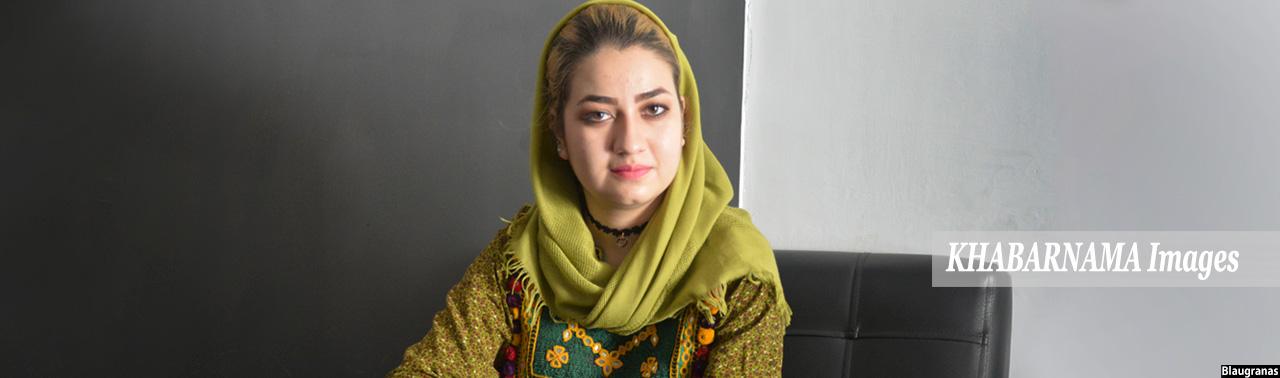 مدل فرهنگی؛ عاطفه فصیحی، اولین مدل بانوی افغان و ارائه متفاوت افغانستان