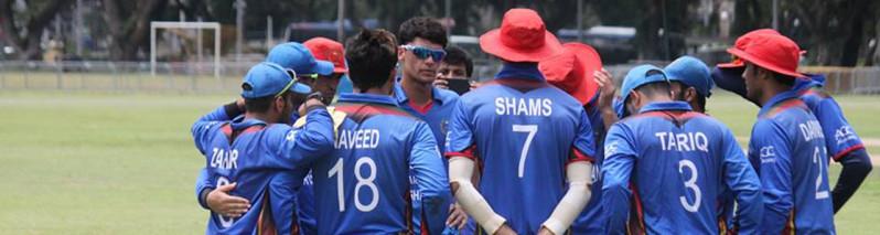 پیروزی بر نیپال؛ تیم زیر ۱۹ سال کرکت افغانستان سومین برد خود را تجربه کرد
